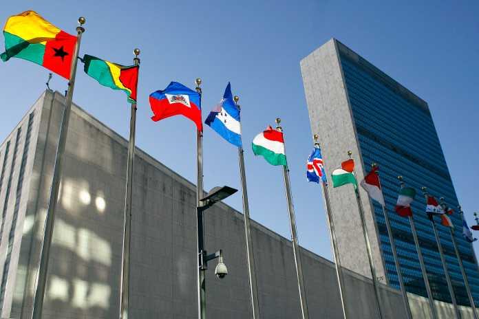 Presentación realizada ante ONU